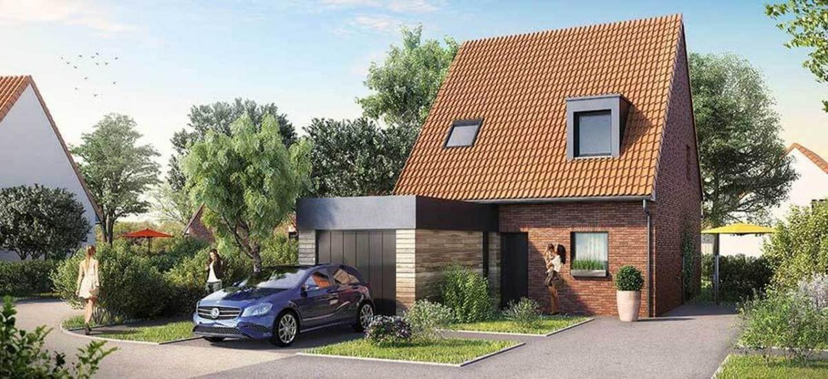 Vente maison Salomé Ref. VM29920-GF